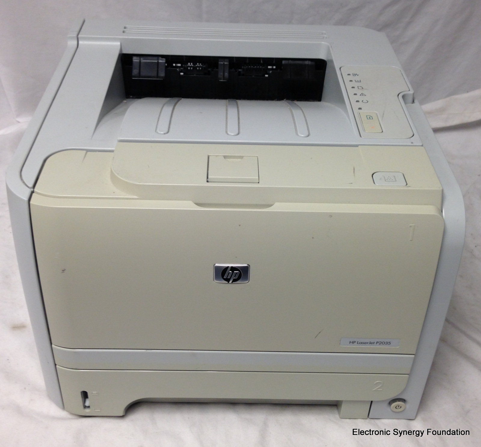 Hp laserjet p2035 monochrome printer Download + Paid Version